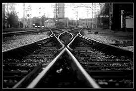 järnvägsspår