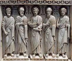 Apostlarna och deras undervisning är den tillräckliga grunden för kristen tro.